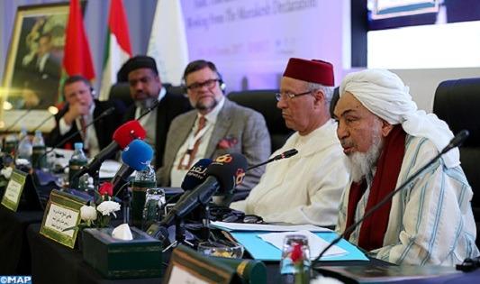 Des représentants des trois religions monothéistes soulignent le rôle central du Maroc dans la promotion de la culture de la paix