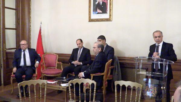 """Chakib Benmoussa: la visite du pape François au Maroc, un """"moment d'interaction exceptionnelle"""""""